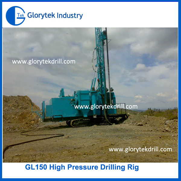 Mining Exploration Drilling Rig