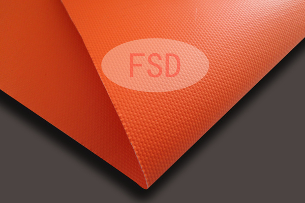 PVC Coating Fiberglass Fabric