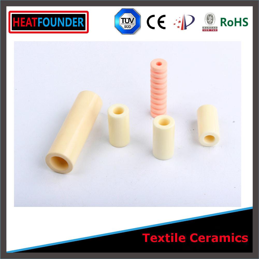 Wear Resistant 95% Alumina Textile Ceramics