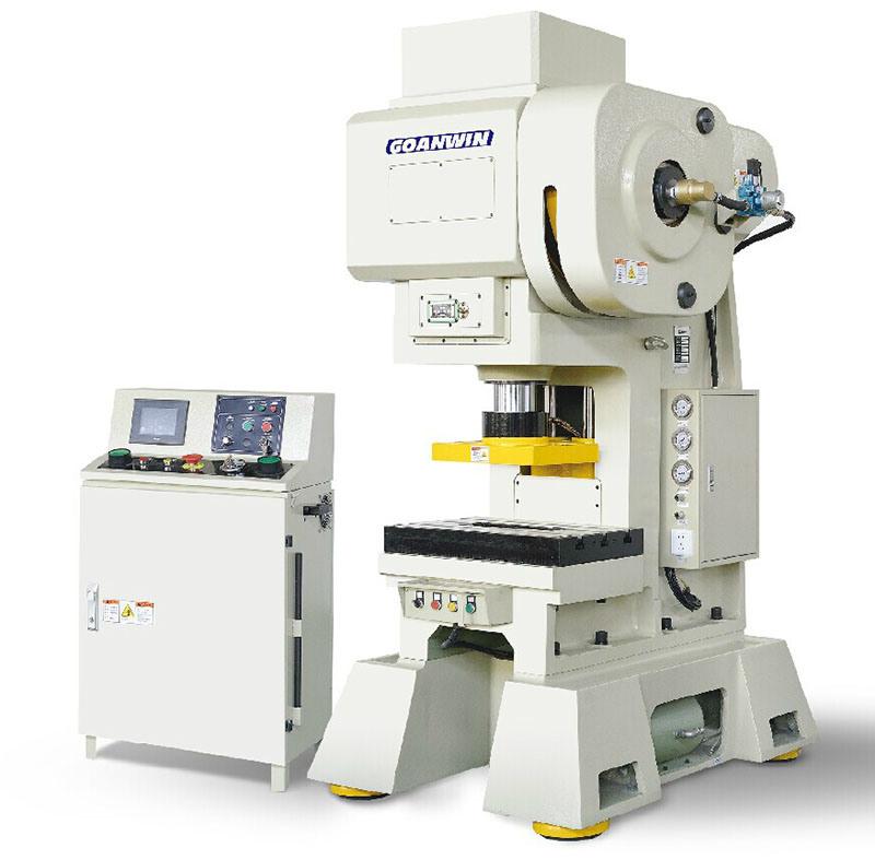 High Speed Precision Power Press (GS 30-80Ton)
