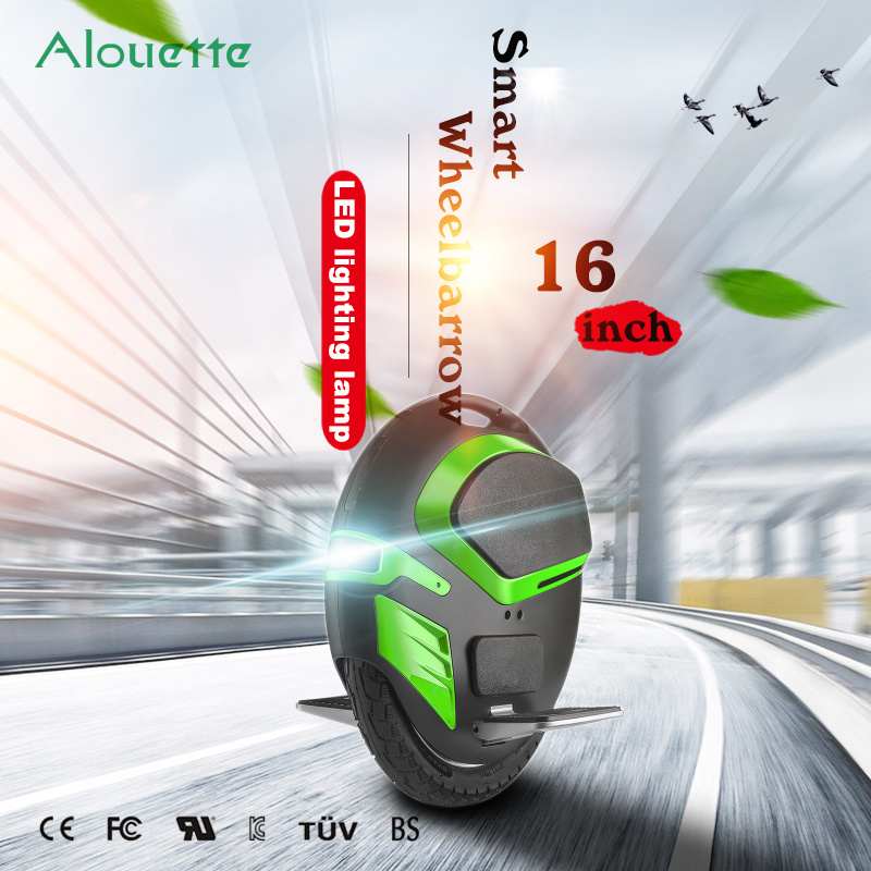 2016 New Coming Solowheel Unicycle Self Balancing Electric Monocycle Hoverboard