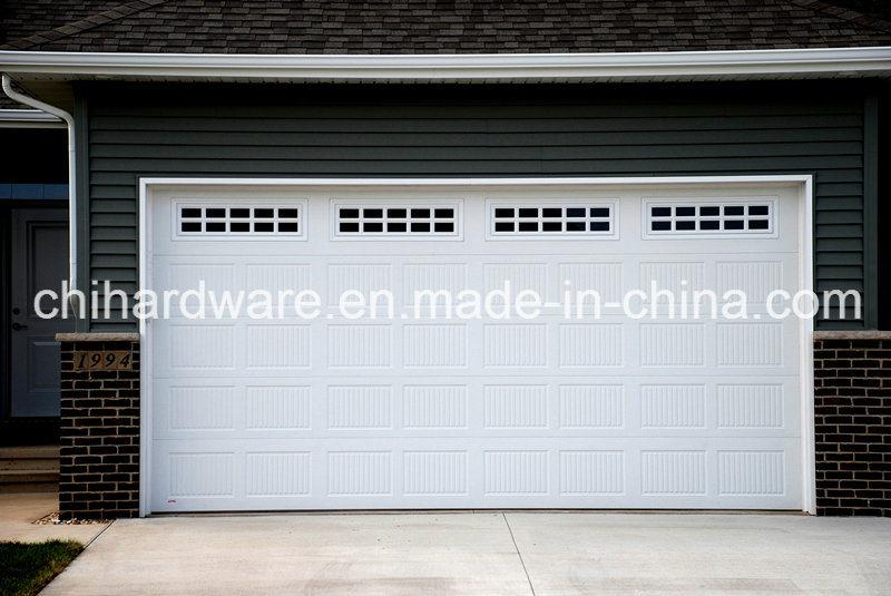 Steel Automatic Garage Door Steel Sectional Garage Door