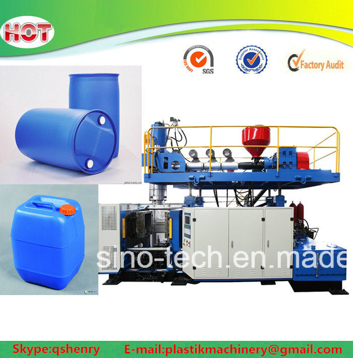 15L-20L-25L-30L HDPE Plastic Jerry Can Tank Container Drum Extrusion Blowing Mould /Blow Molding Machine