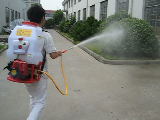 Knapsack Power Sprayer (4-stroke TF800)