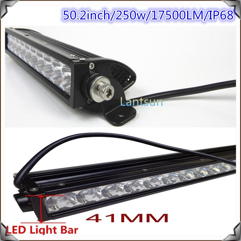 Auto Parts 50′′ LED Work Light Bar Truck Car Driving Lighting