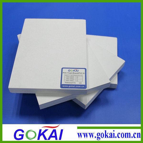 PVC Foam Board Used for Bathroom Cabinet