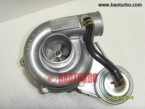 Rhb5 8971760801 Turbocharger for Isuzu