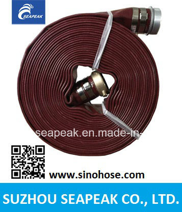 PVC Layflat Hose Assembly-Pin Lug