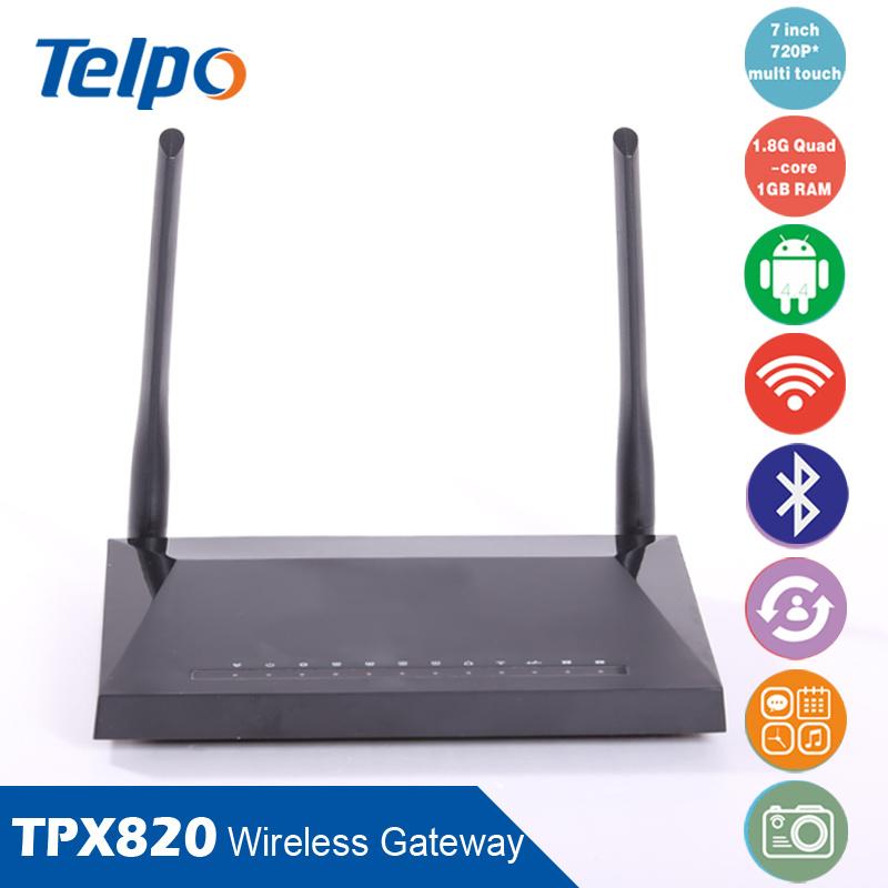 Wireless VoIP Gateway, IP, ICMP, ARP Network Protocol