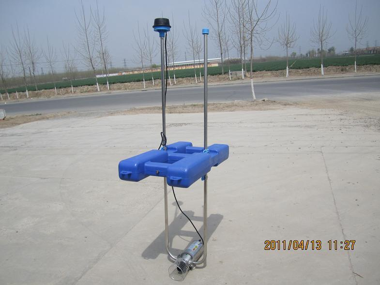 Pond aerators jet aerator floating aerator for for Fish pond aerator