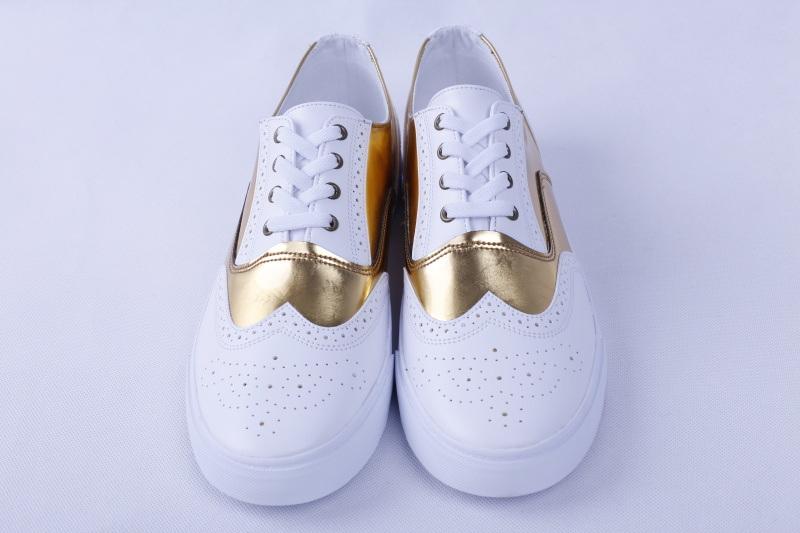 Vulcanized Shoes Rubber Outsole PU Upper Bz1626