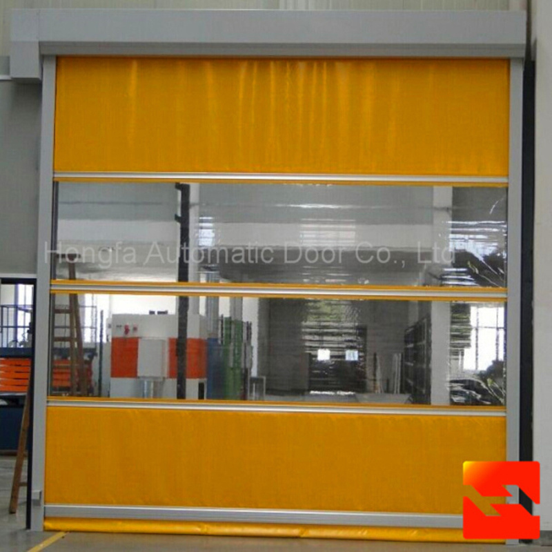 Plastic Industrial High Speed Door