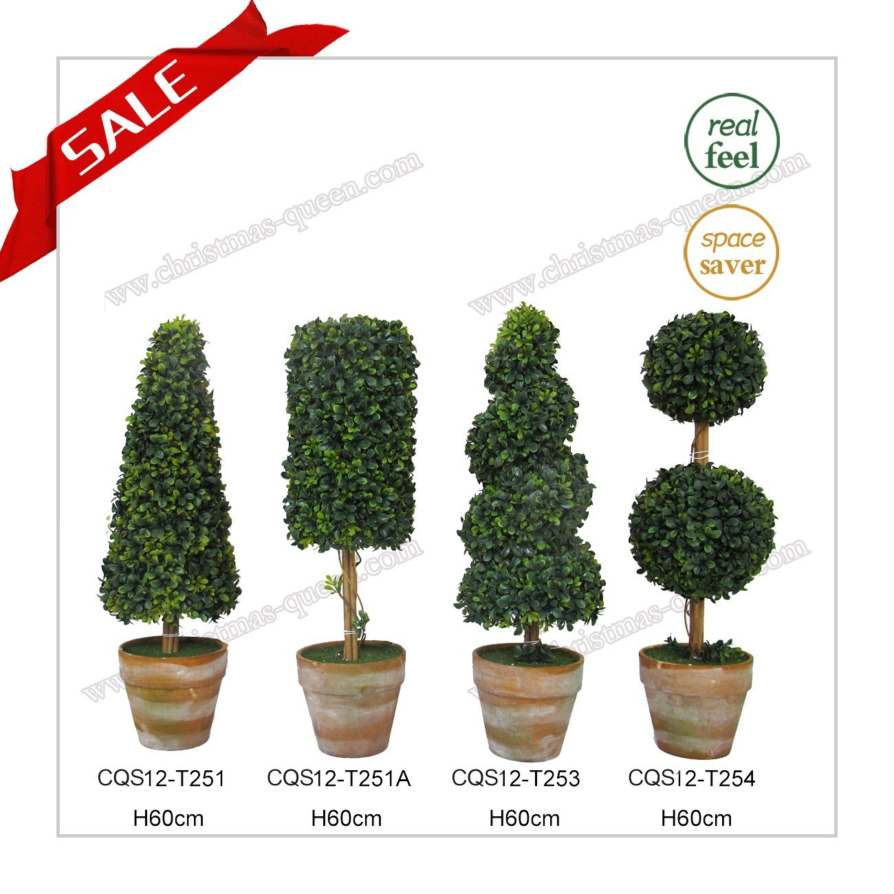 H47cm Home Artificial Indoor Potted Plants Bonsai Artificial Plant