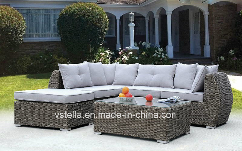 Modern Outdoor Garden Hotel Wicker Furniture
