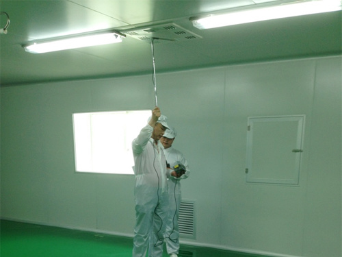 Gmt Used in Cleanroom or Workshop