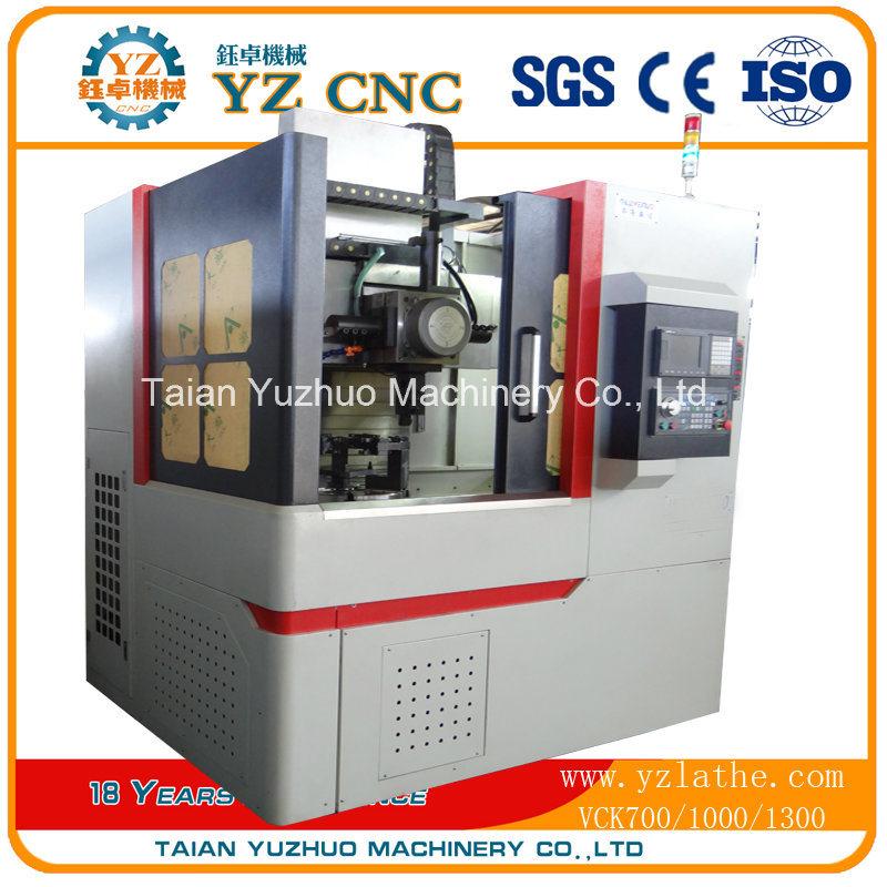 CNC Single Column Vertical Lathe