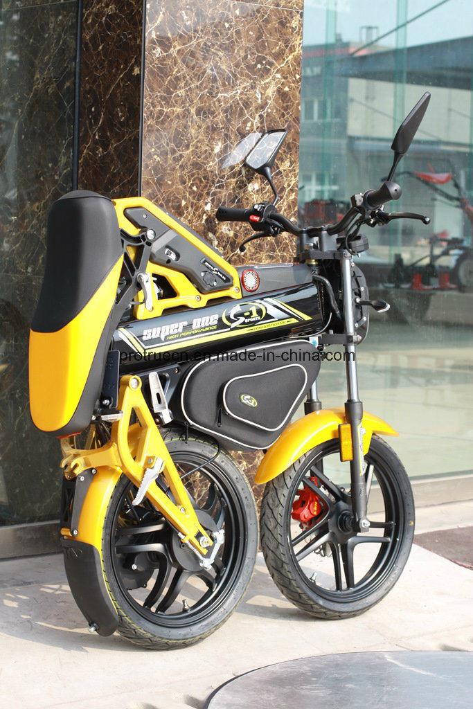 Folding Electric Motorcycle (SP-EM-06)
