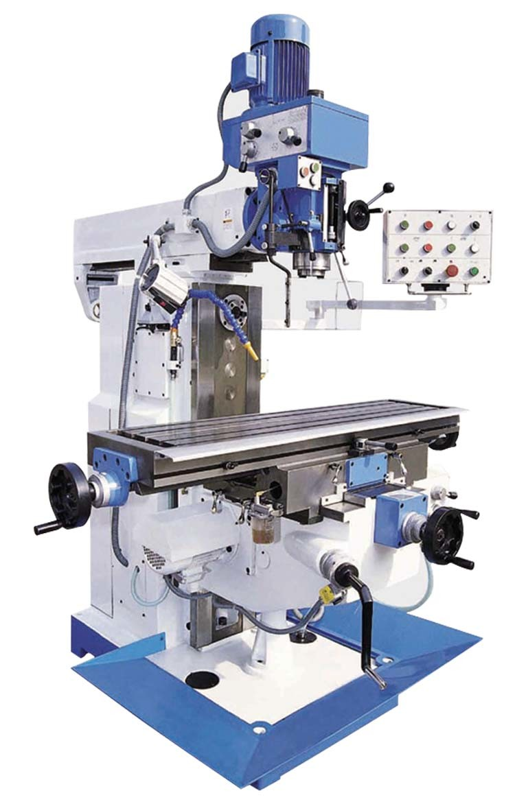 Turret Drilling Machine