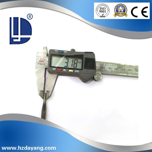 Nickel Alloy Welding Electrode/Solder Aws Enicrmo - 5
