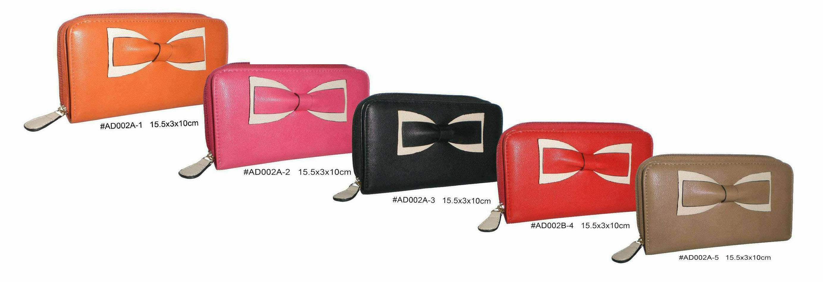 PU Ladies Wallet/Purse (AD002A)