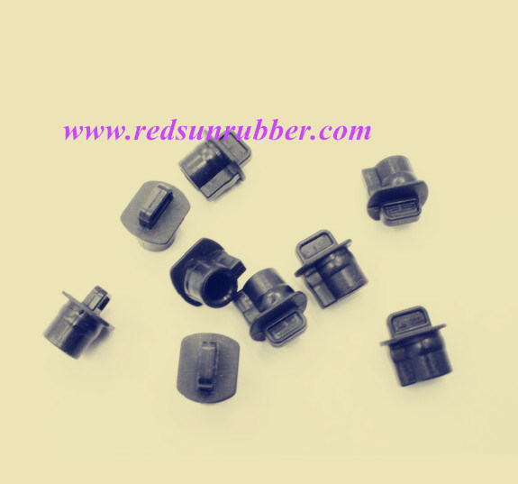 Electronic Custom Molded Rubber Parts