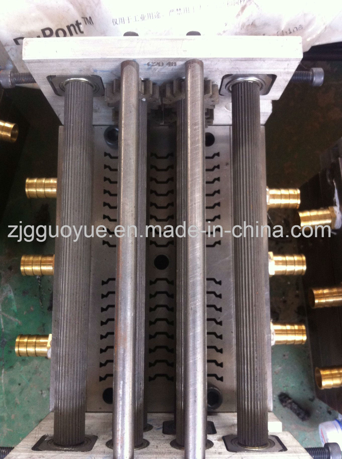 Polyamide Strips Extruder for Thermal Barrier Aluminum