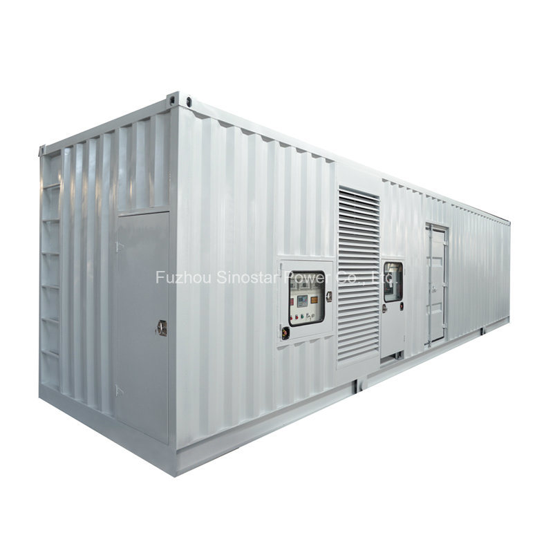 20kw to 1200kw Soundproof Cummins Diesel Generator