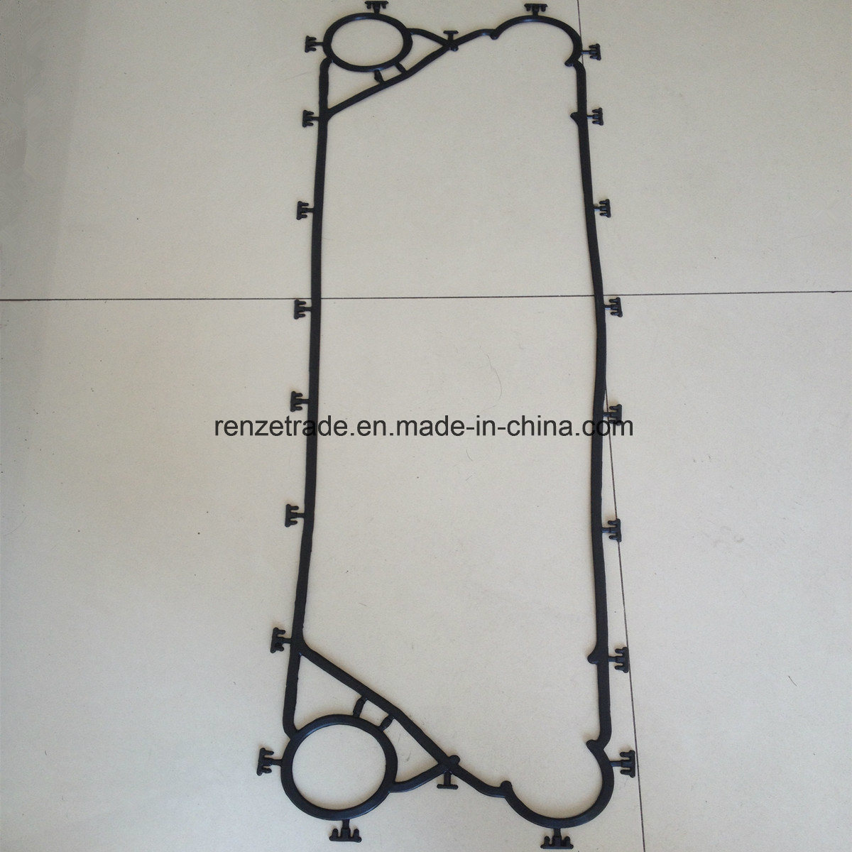 High Temperature Resistance Rubber Gasket for Plate Heat Exchanger