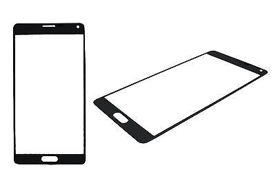 Outer Front Screen Glass Lens for Samsung Galaxy Note 4