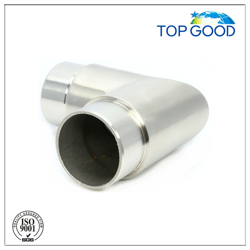 Stainless Steel 90 Degree Corner Elbow Tube Connector (52023)