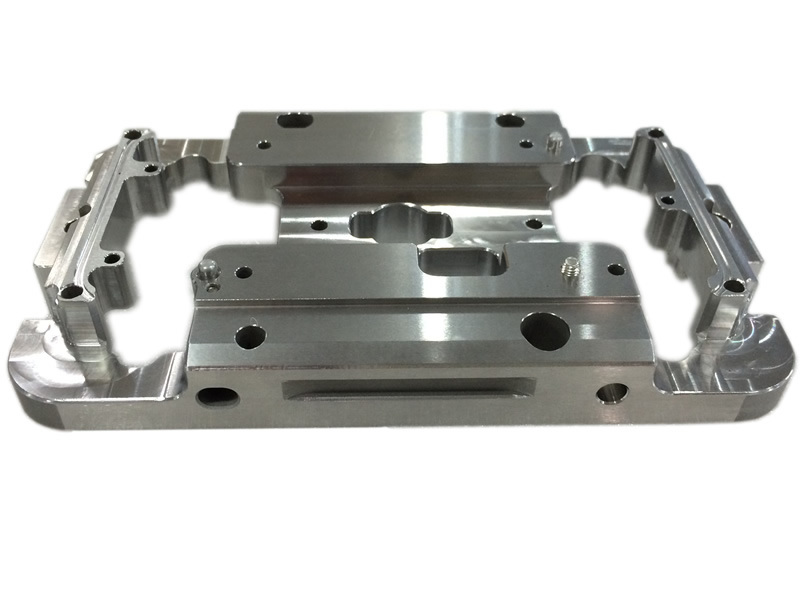 High Precision CNC Machining Parts with Motorcycle Parts