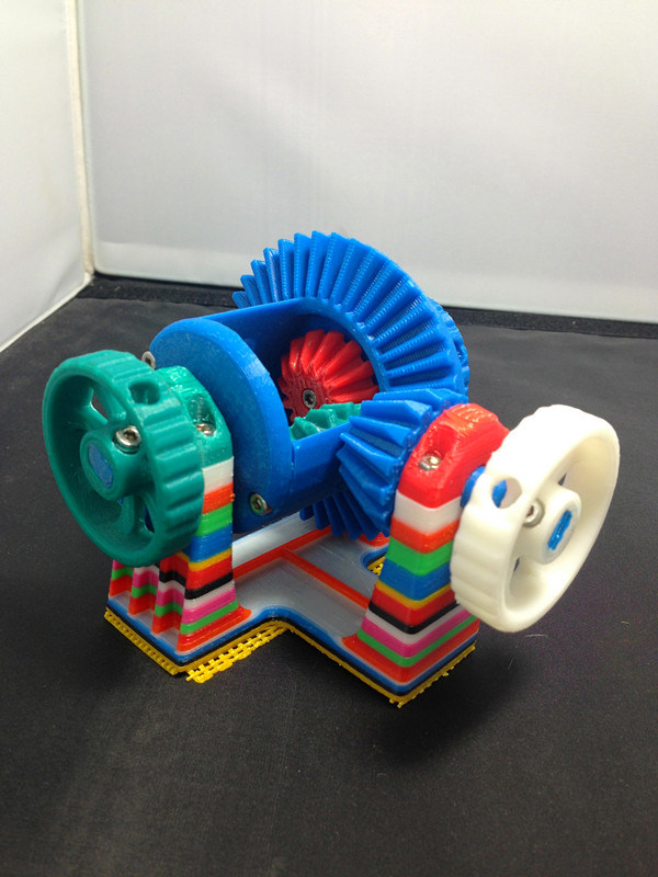 Toys Crafts Rapid Prototyping Metal 3D Printing Machine
