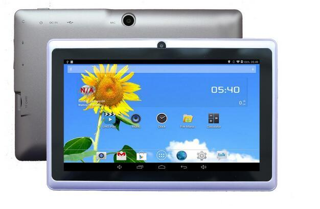 Best Selling 7 Inch A13 Q88 Tablet PC 512m 4GB