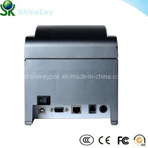 New POS 80mm Ticket Thermal Receipt Printer (SK C260M)