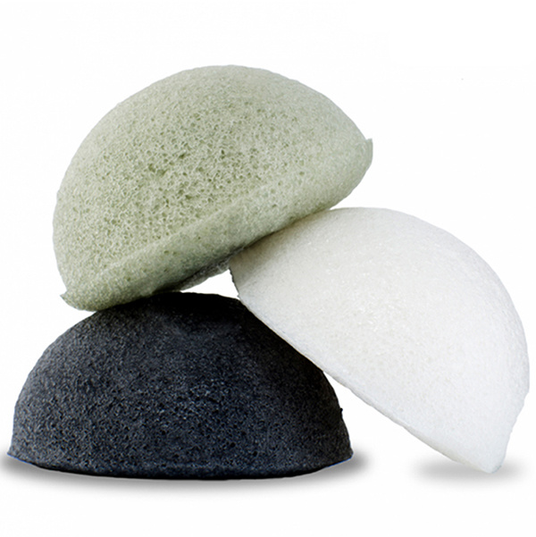 100% Natural Konjac Sponge for Beauty