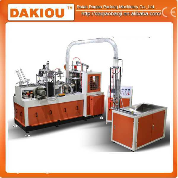 Good Quality Ultrasonic Paper Cup Making Machine