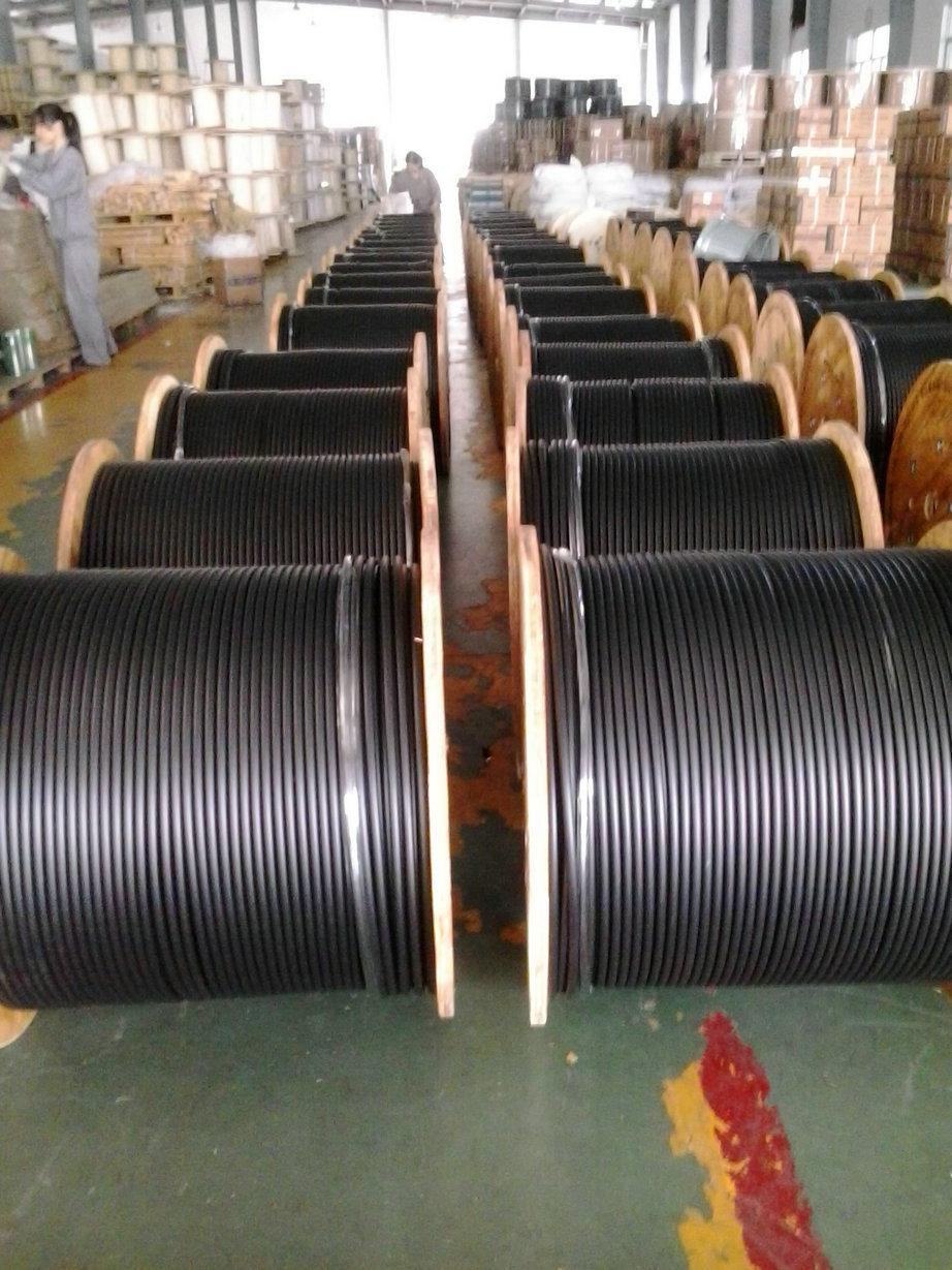 Aluminum Tube Trunk Cable P3.500jca Rg500
