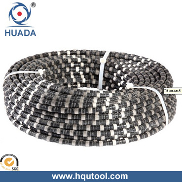 Diamond Wire Saw for Granite, Marble Quarry