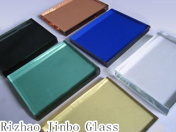 4mm--12mm Coated Glass / Reflective Glass (JINBO)