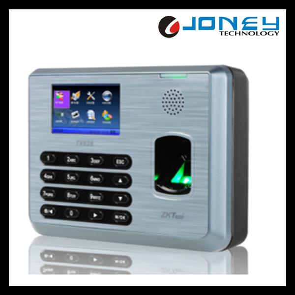 Zk Biometric Fingerprint Reader Time Attendance Machine (TX628)