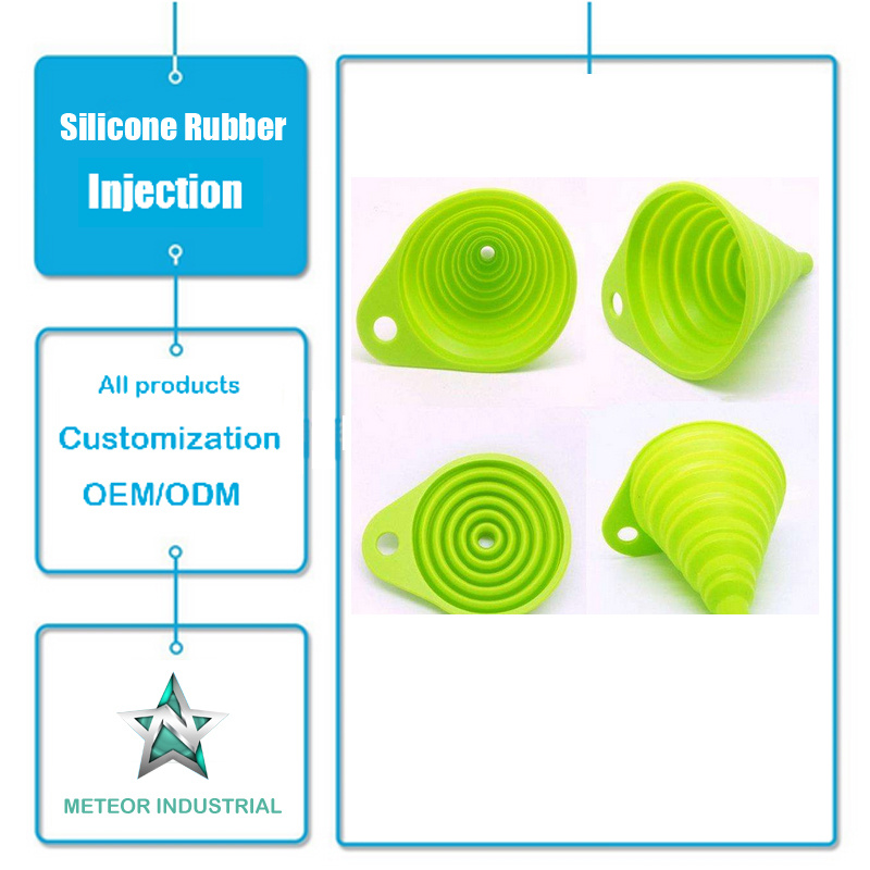 Customized Food Grade Silicone Products Daily Use Tableware Silicone Kitchenware