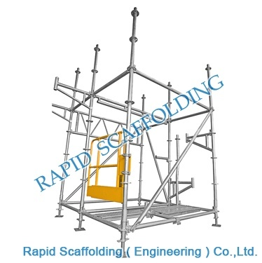 Ce SGS Ringlock System Scaffolding