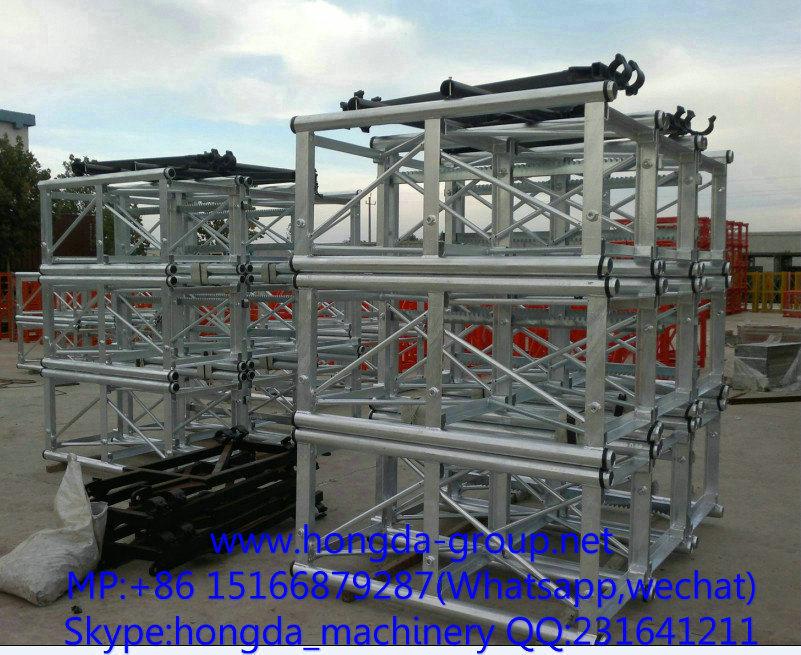Hongda Group Nice Quality Building Hoist