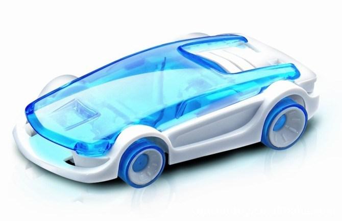 Salt Water Powered Car: China Hybrid Salt Water Power Supply Car