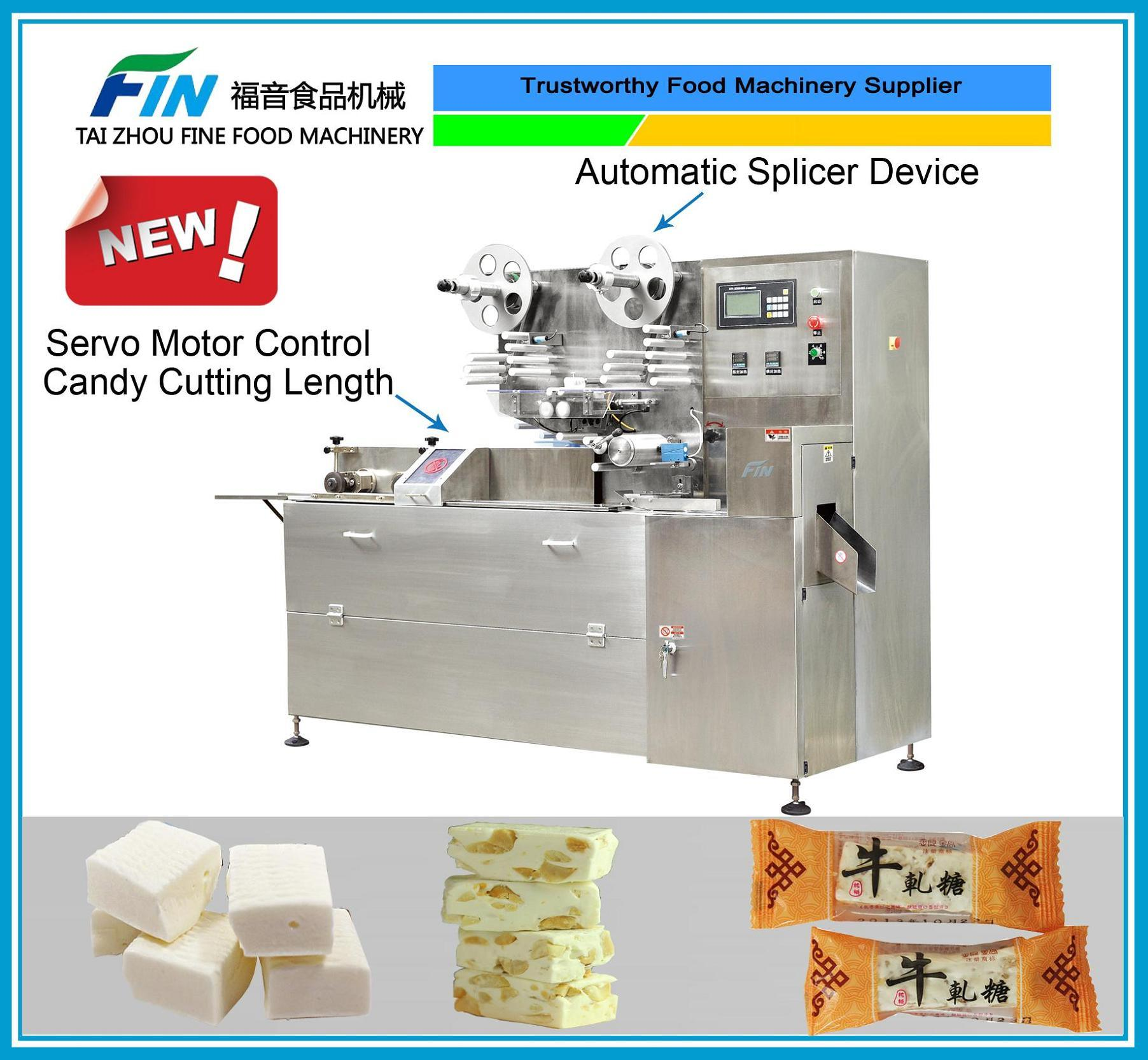 Full Automatic Cutting and Wrapping Machine