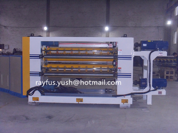 Nc Double Layer Conveyor Stacker by Computer-Control