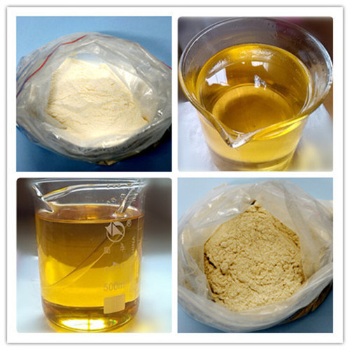 High Purity Steroid Testosterone Cypionate for Muscle Building CAS: 58-20-8