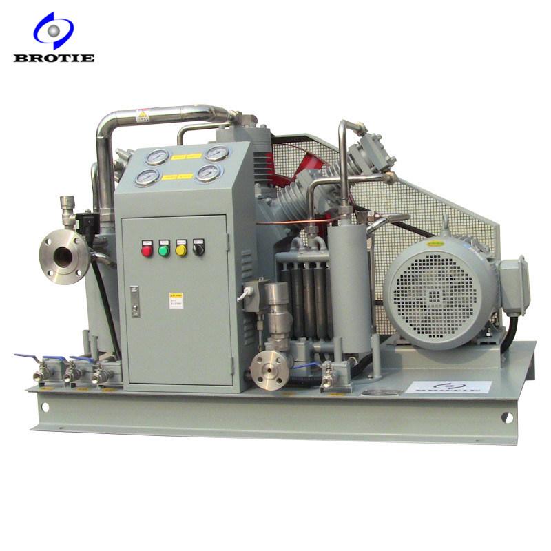 Brotie Special Gases Booster Compressor