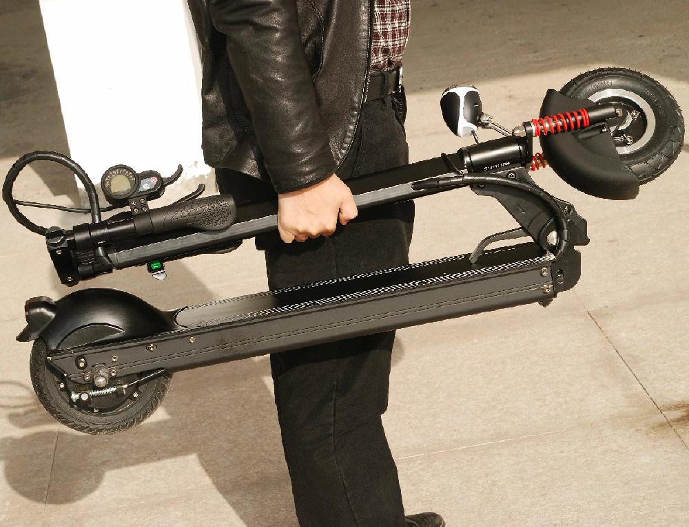 Globally Popular Li-Battery Folding E-Scooter (JB-TDS01Z)