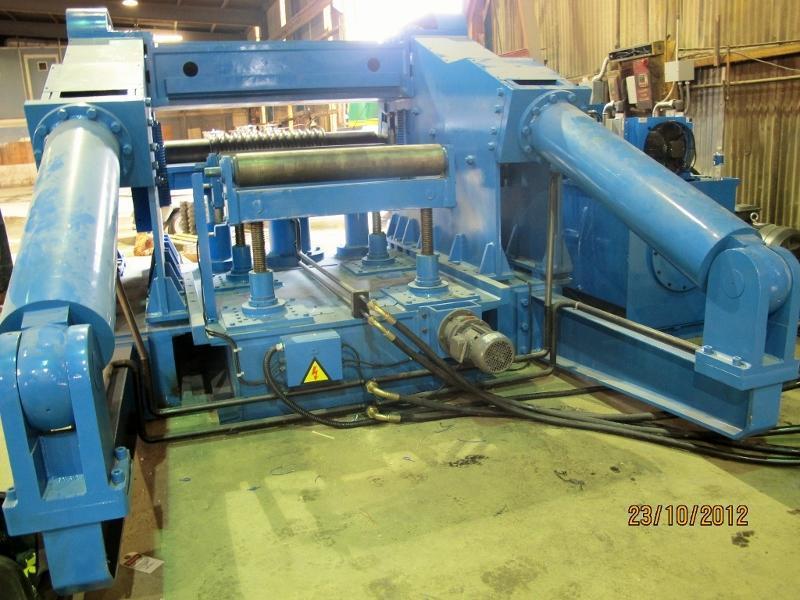 Hydraulic Panel Bending Machine